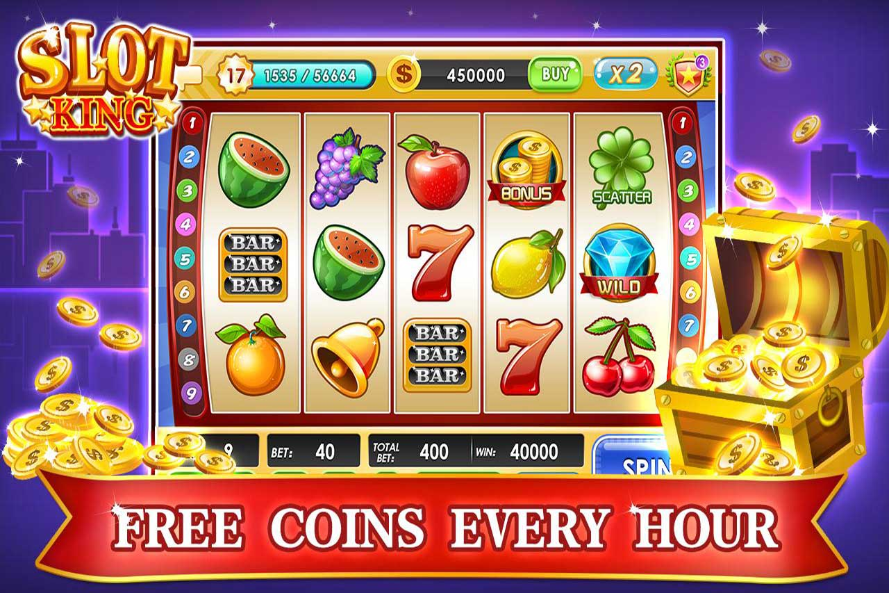 SLOT GAMES ON INTERNET